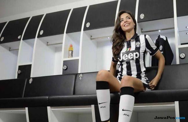 Laura Barriales, Juventus, Real Madrid, Cristiano Ronaldo, Ronaldo ke Juventus,