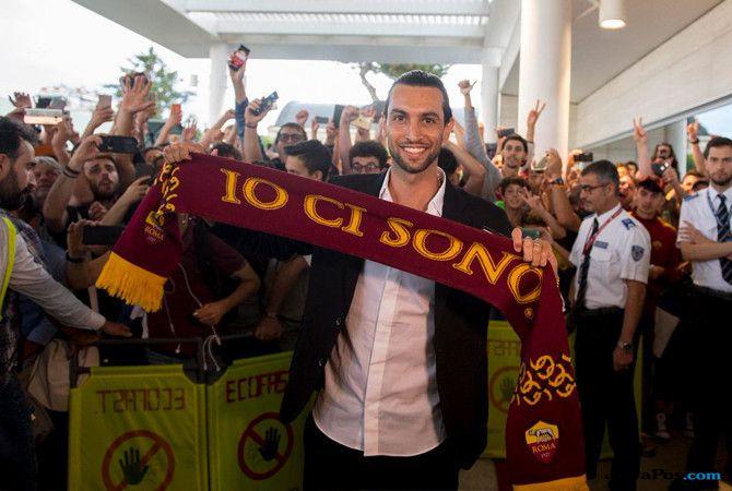 Bursa transfer pemain, AS Roma, PSG, Javier Pastore, Inter Milan, Radja Nainggolan