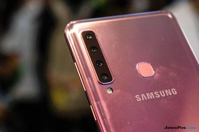 Samsung Galaxy A9, Samsung 4 kamera utama, Samsung Galaxy A9 berguna atau gaya