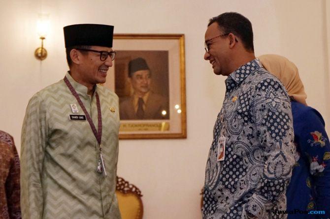 Sandiaga Mendadak Santer, Andi vs Arief Berbalas Cuitan Kata Jenderal