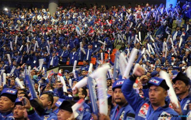 SBY Ajukan Satu Syarat Jika Berkoalisi Dengan Partai Demokrat