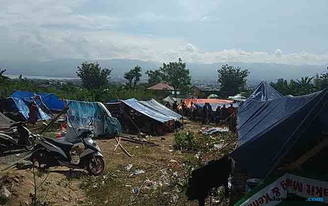 Korban Gempa Sulteng