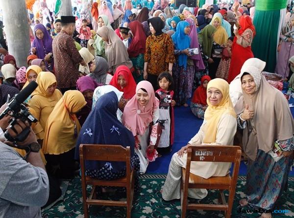 Sejumlah Program Khofifah untuk Pesantren di Jatim