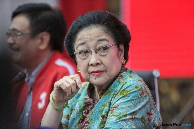 Sekian Lama jadi Ketum Parpol, Megawati Berharap Ada yang Menggantikan