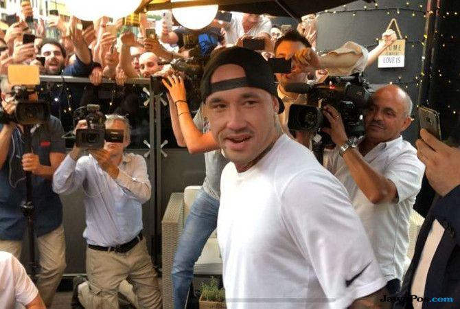 bursa transfer, AS Roma, Inter Milan, Radja Nainggolan