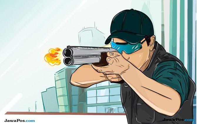 Selidiki Jenis Senpi Pelaku Penembakan Anggota Polisi dari Proyektil