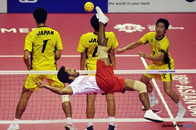 Sepak Takraw, Olahraga Nusantara yang Kembali Dibicarakan