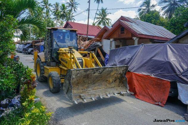 Potensi likufaksi di 10 kecamatan di Bandung.