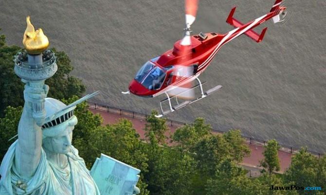 Serem, Baju Besi Bikin Helikopter Jatuh Tewaskan 5 Penumpangnya