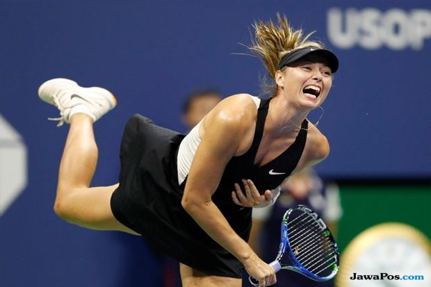Tenis, AS Terbuka 2018, Maria Sharapova