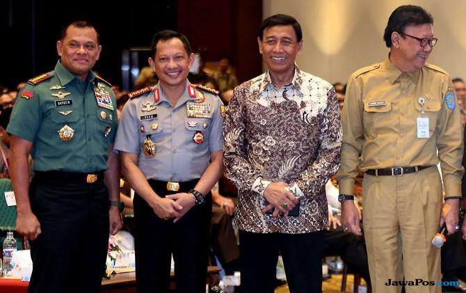 Manuver Panglima TNI