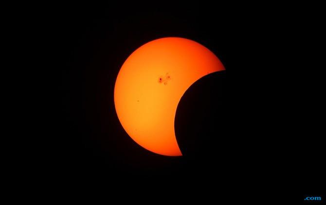 Setelah 152 Tahun Lalu, Kali Ini Gerhana Bulan Total Bareng Supermoon