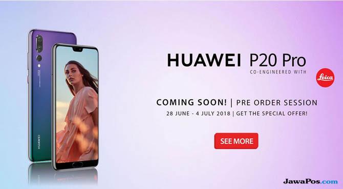 Huawei P20 Pro, harga Huawei P20 Pro, spesifikasi Huawei P20 Pro