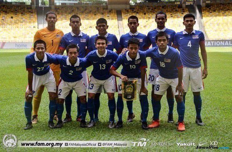 Piala AFF u-16 2018, Timnas U-16 Indonesia, Timnas U-16 Malaysia, Timnas U-16 Thailand,