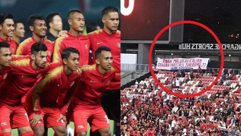 Piala AFF 2018, Timnas Indonesia, Indonesia, Grup B, Singapura, Fans Indonesia