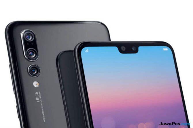 Huawei P20 Pro, LG lima kamera