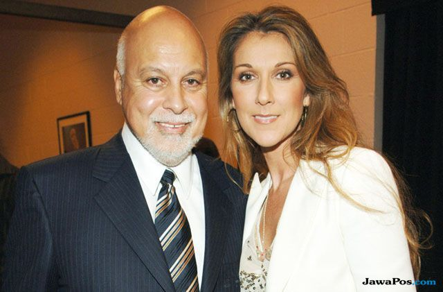 Sudah Move On, Celine Dion Kencani Russell Crowe?