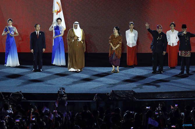 Sukses Asian Games 2018 dan Penampilan Suju Jadi Sorotan Media Asing