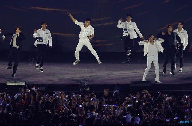 Lagu Korea Penutupan Asian Games