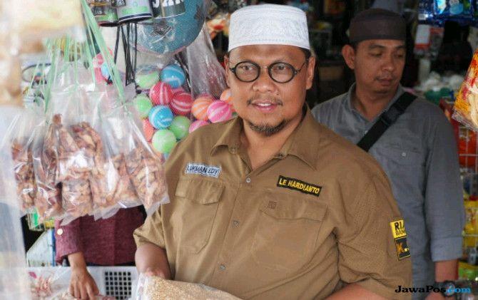Survei IDM: Lukman Edy-Hardianto Tetap Unggul di Pilgub Riau