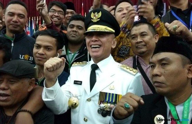 Tak di Struktural Polri, Iwan Bule Sah Jadi Penjabat Gubernur Jabar
