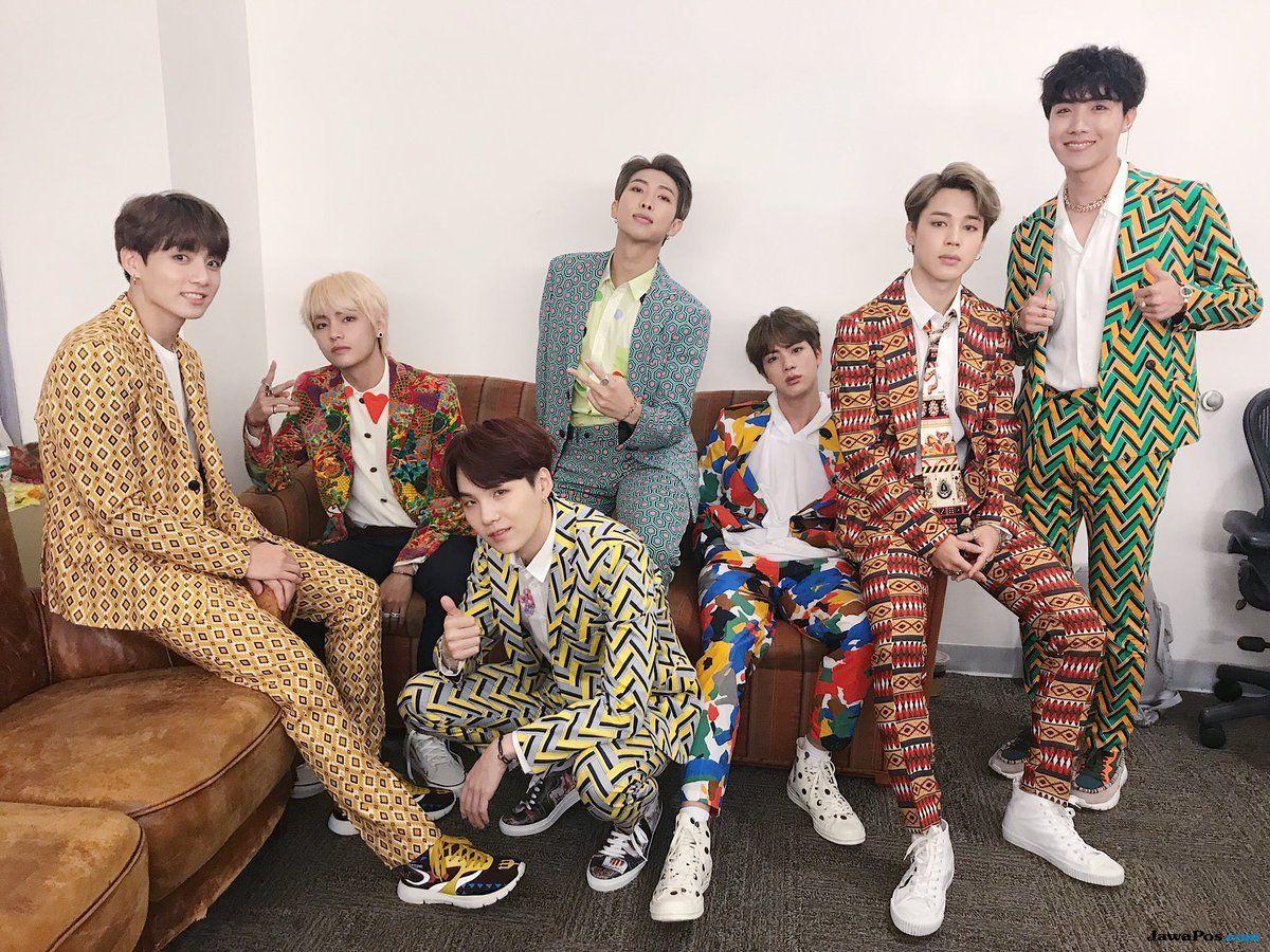 Tampil di Acara TV Amerika, Majalah Elle Puji Gaya Busana BTS