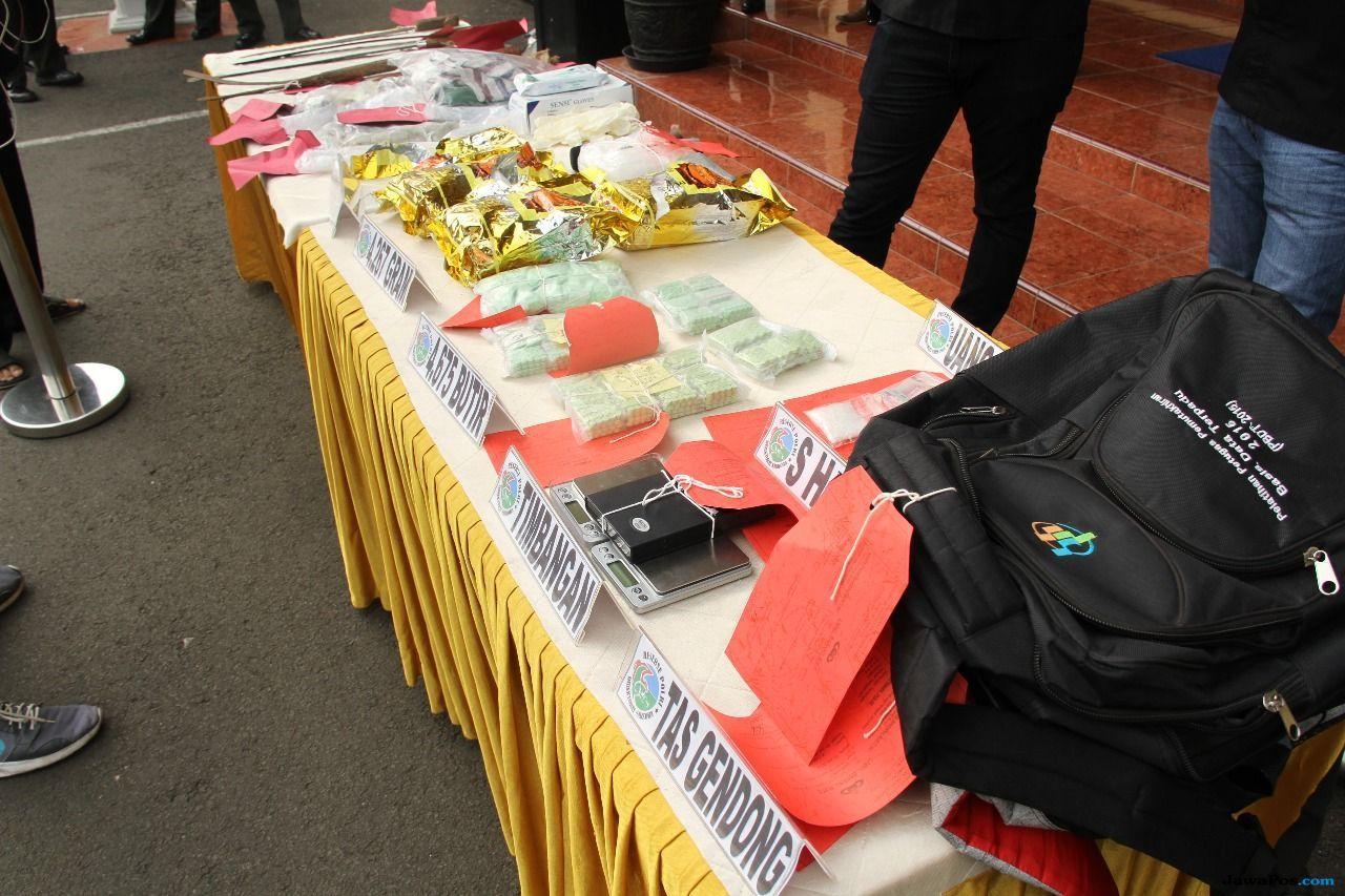 Tawuran di Tambora, Ternyata Modus Baru Pengalihan Peredaran Narkoba