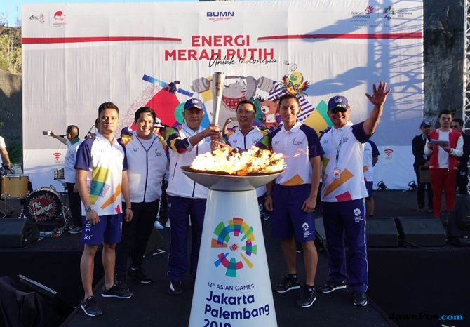 Telkom Gelorakan Energi Merah Putih di Bali