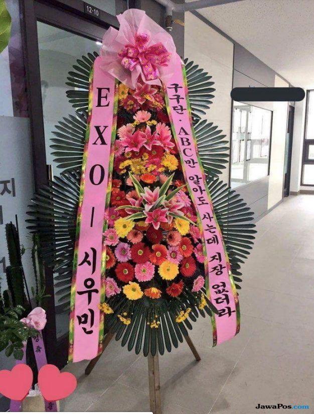 Temannya Buka Bisnis, Xiumin 'EXO' Ucapkan Selamat Sambil Bercanda