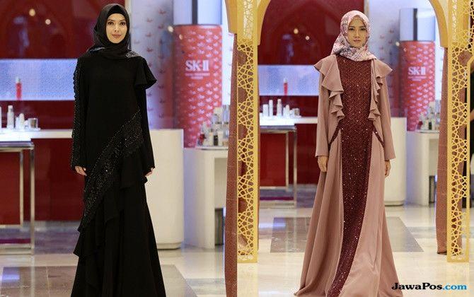 Teranyar, Hijab Mandjha Ivan Gunawan Siap Sambut Idul Fitri
