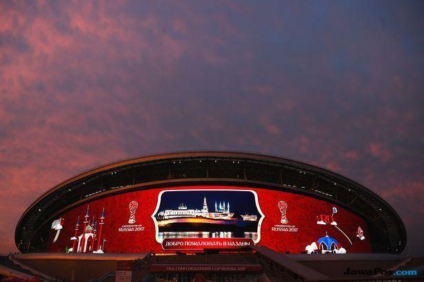 Teroris Mengancam, 12 Ribu Polisi Amankan Nobar Piala Dunia di Prancis