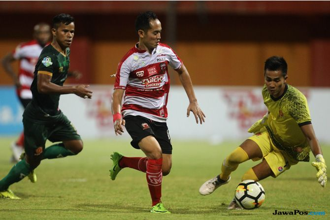 Madura United, PS Tira, Liga 1 2018