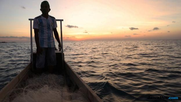 Australia Penjarakan 120 Anak Indonesia