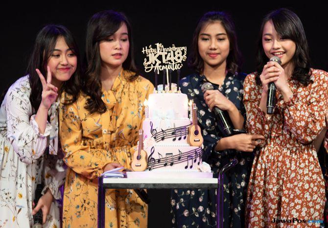 Tim Akustik Jadi Pembuktian JKT48 Tak Hanya Bisa Nyanyi Bareng-Bareng