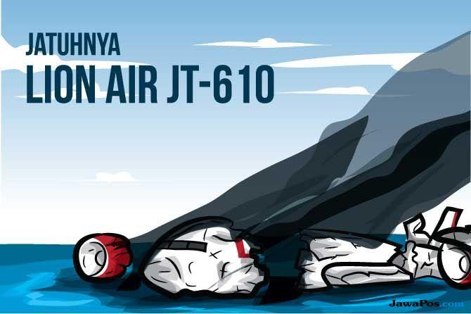 Tim SAR Temukan Titik Terang Keberadaan Lion Air JT 610