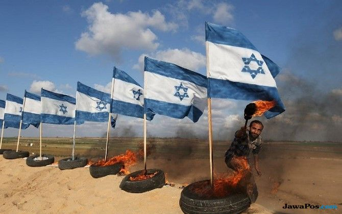 Tim Sepakbola di Gaza Ini Semua Anggotanya Berkaki Satu
