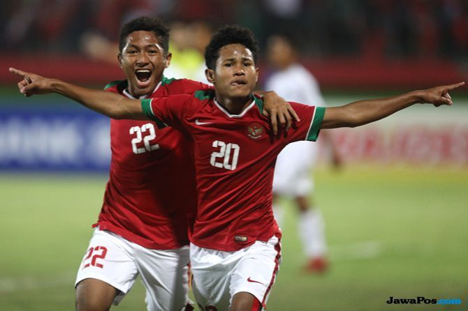 Piala Asia U-16 2018, Timnas U-16, Timnas U-16 Indonesia, Australia, Perempat Final