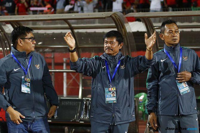 Timnas U-19, Indra Sjafri, Timnas U-19 Indonesia, Egy Maulana Vikri, Piala Asia U-19 2018