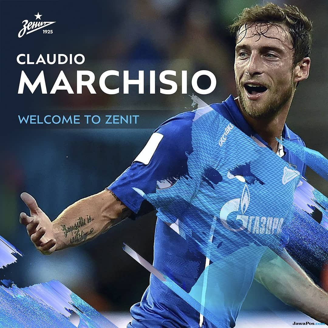 Bursa transfer, Claudio Marchisio, Zenit, Juventus