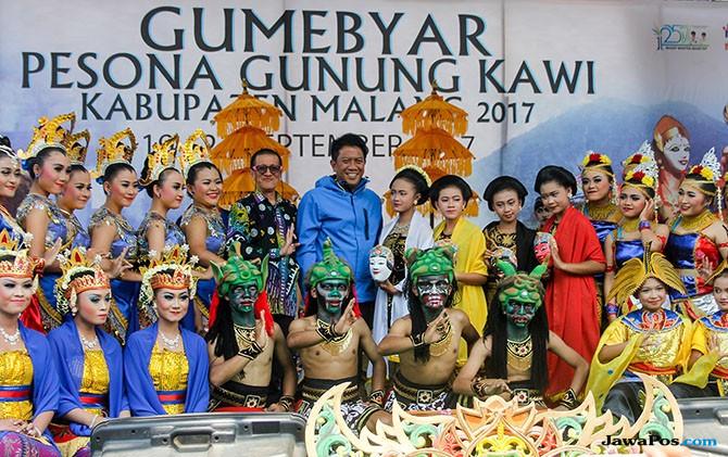 Tingkatkan Destinasi Wisata, Bakal Berdiri Museum Tari di  Gunung Kawi