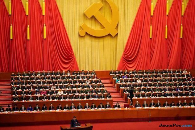 Tiongkok Salahkan AS