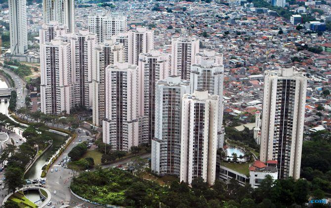 Tiru Gaya Hidup Masyarakat Jepang, Milenial Tinggal di Apartemen