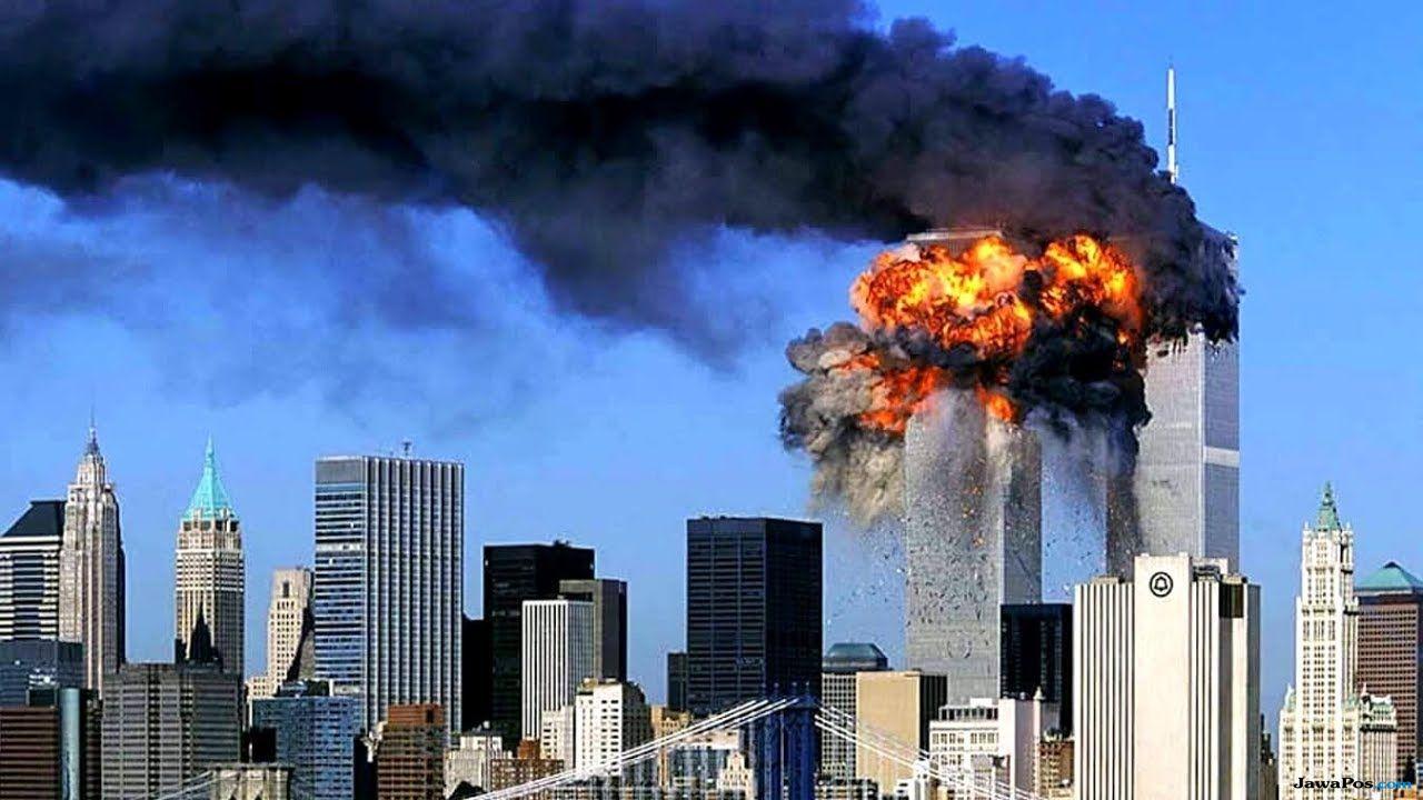 Trump Hadiri Peringatan Tragedi 9/11, AS,