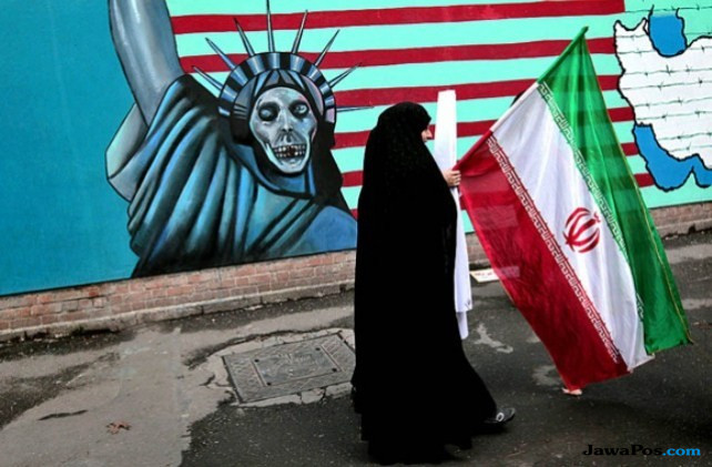 Trump tak Puas dengan Kesepakatan Pembatasan Nuklir Iran