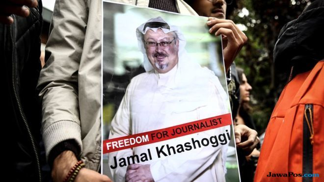 Khashoggi, AS, arab saudi, wartawan dibunuh,