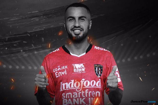 Brwa Hekmat Nouri, Liga 1 2018, Bali United