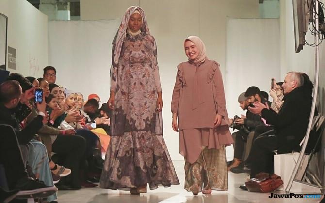 Unjuk Gigi, 4 Desainer Indonesia Pukau London Modest Fashion Week