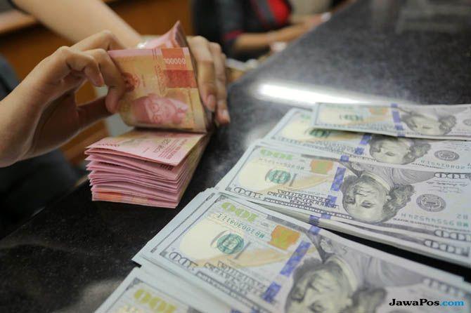 Upaya Pemerintah Tarik Kembali Modal Asing Jadi Amunisi Rupiah Menguat