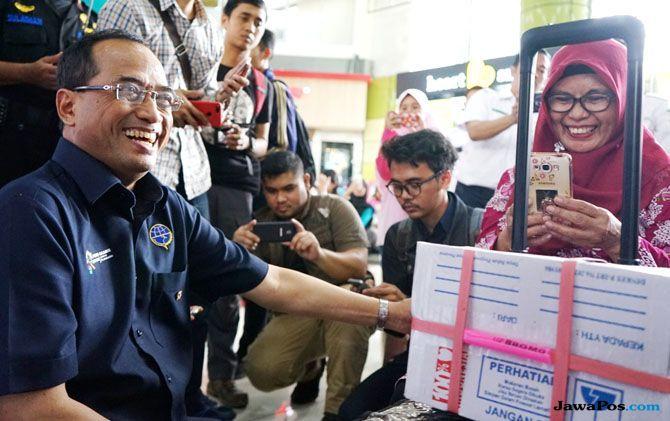Usai Diresmikan, Bandara APT Pranoto Akan Dikelola Angkasa Pura I