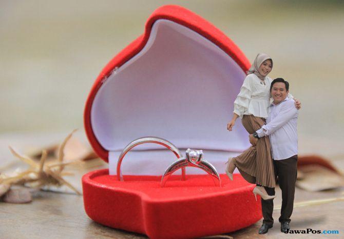 Varian Miniatur Fotografi Pengaruhi Jasa Foto Pre Wedding